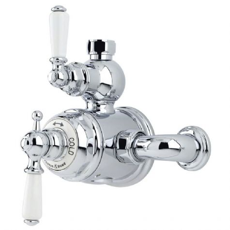 Perrin & Rowe Traditional Shower Set 1